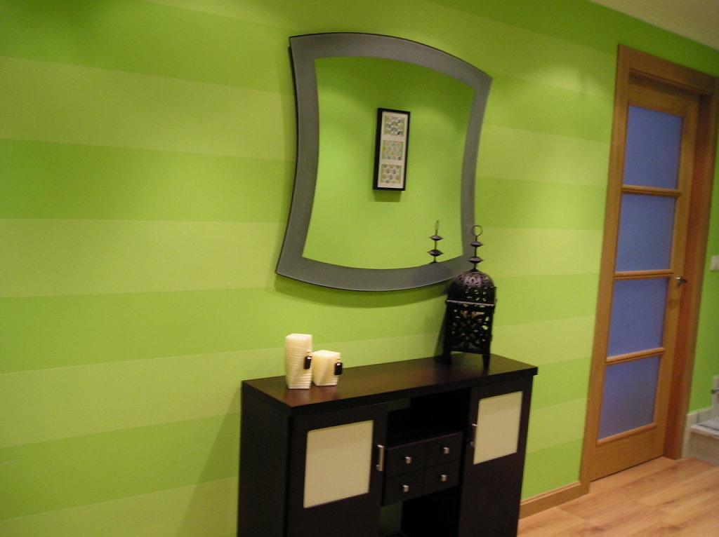5 ideas para redecorar tu casa por muy poco - Formas de pintar paredes ...