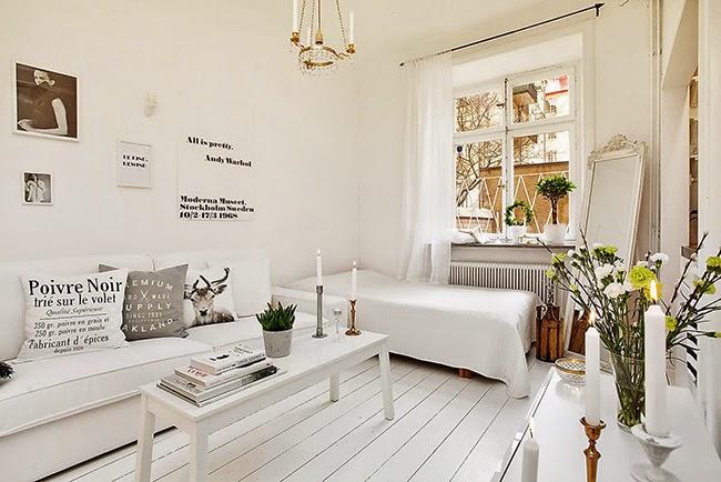Decorar una vivienda de 30 metros cuadrados for Decorar casa 30 metros cuadrados