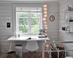 Diseño nórdico para nuestra oficina en casa
