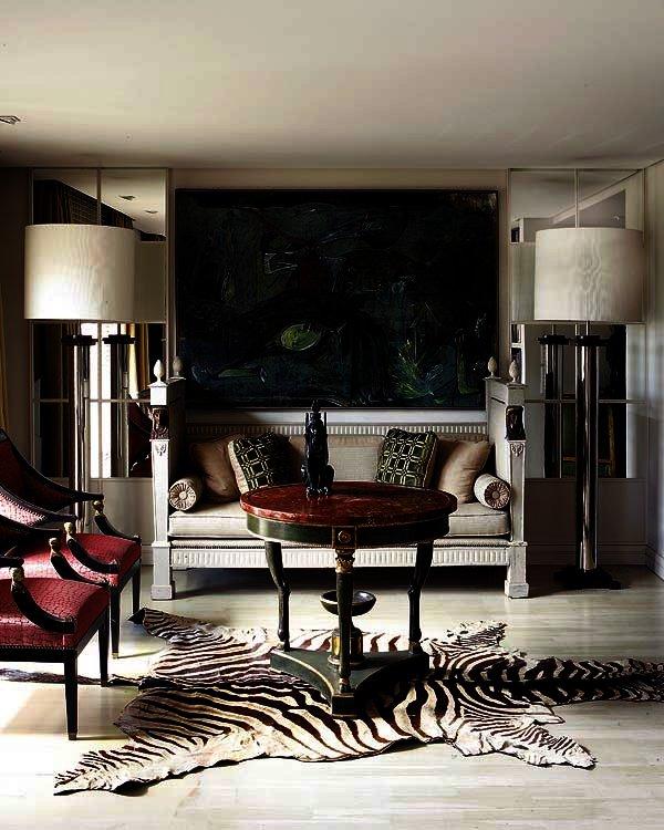 Cu l es el estilo de decoraci n anmoder - Decoradores de casas ...