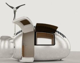 La casa del futuro será eficiente y transportable: Eurocapsule
