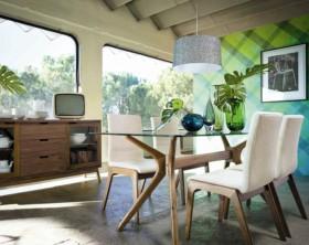 Fabulosos comedores combinando mesas y sillas