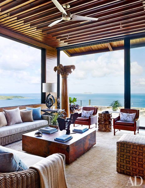 Paraiso privado en las islas virgenes