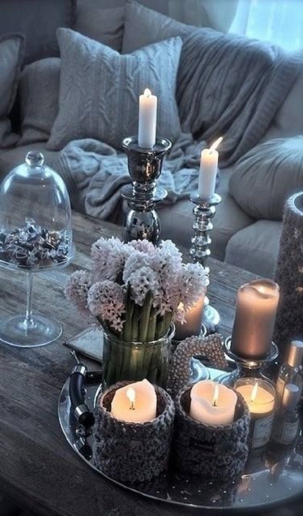5 velas